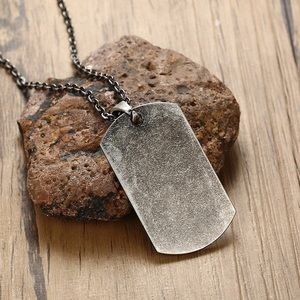 Other - Stainless Steel Dog Tag